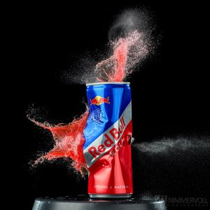 Cola Red Bull