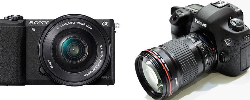 Kamera Test: Sony Alpha 5100 vs Canon 5D Mark II