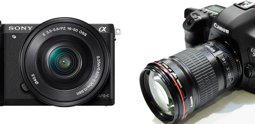 Kamera Test: Sony Alpha 5100 vs Canon 5D Mark II